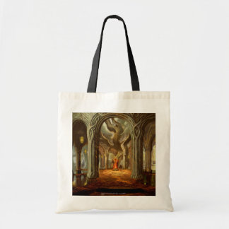 Woodland Realm Throne Room Concept Tote Bag