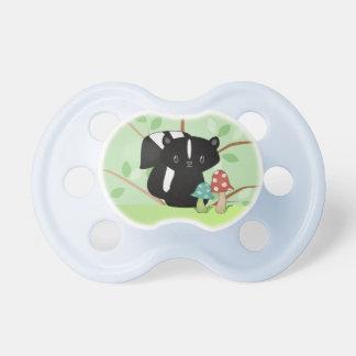 Woodland Skunk Baby Pacifier