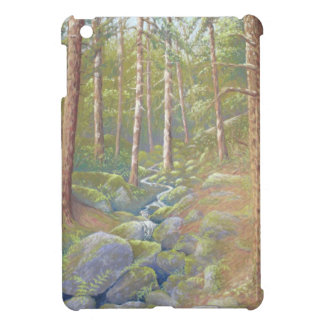Woodland Stream, Peak District iPad Mini Case