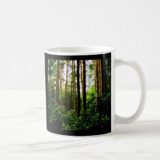 Woodland Walk Basic White Mug