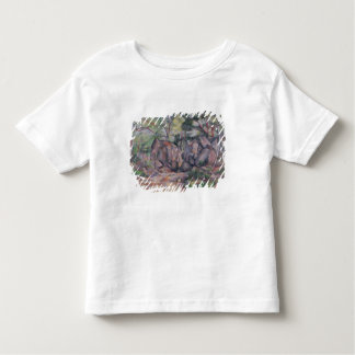 Woodland with Boulders, 1893 Toddler T-Shirt