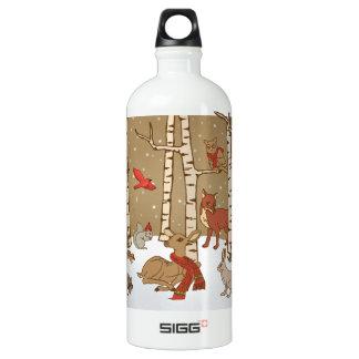 Woodlands Christmas SIGG Traveller 1.0L Water Bottle