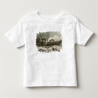 Woodlands in Winter Toddler T-Shirt