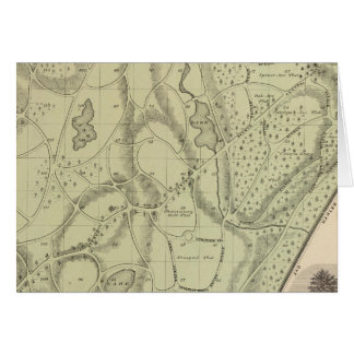 Woodlawn Cemetery Card