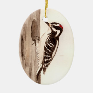 Woodpecker Ornament