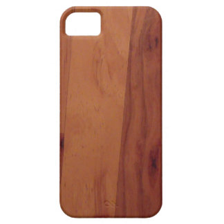 WoodPlank Texture Barely There iPhone 5 Case