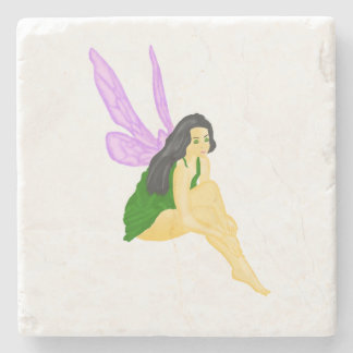 Woods Fairy Coaster Stone Coaster