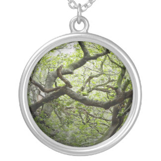 Woods in University California Berkeley Necklace