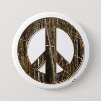 Woods Peace Button