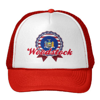 Woodstock, NY Mesh Hats