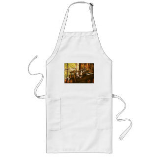 Woodworker - An Old Lathe Long Apron