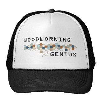 Woodworking Genius Cap