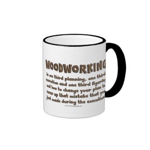 Woodworking Coffee Mug