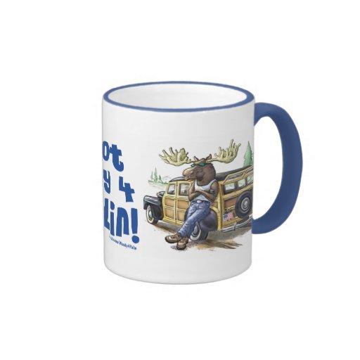 Woody 4 Palin Coffee Mug