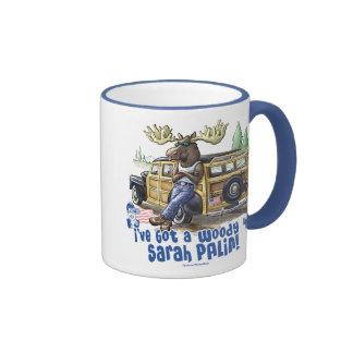 Woody 4 Palin Ringer Coffee Mug