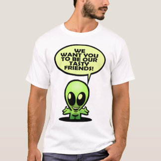 Woody Alien Tee Shirt design