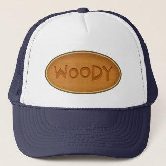 WOODY TRUCKER HAT