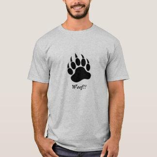 Woof Bear Lover T-shirt
