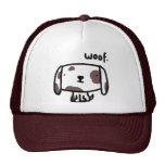 Woof. Dog Hat