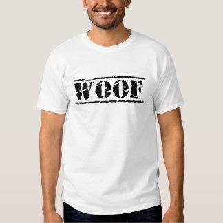 WOOF T SHIRT