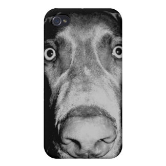 Woof Woof... Dog Iphone iPhone 4 Cases
