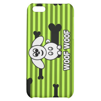 Woof Woof Doggy iPhone 5C Covers