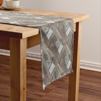 WoofBarkWoof Short Table Runner
