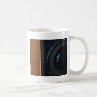 Woofer Basic White Mug