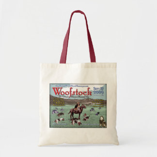woofstock tote