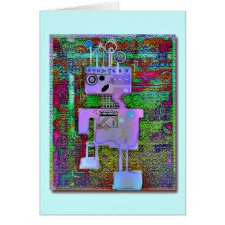 WooHoo2 ! RoBoT Card