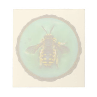 Wool Carder Bee Notepad