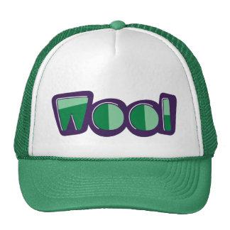 Wool Liverpool Slang Dialect Trucker Hat