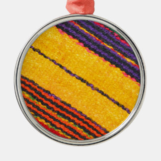 Wool texture christmas ornament