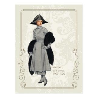Woolen Suite Postcard