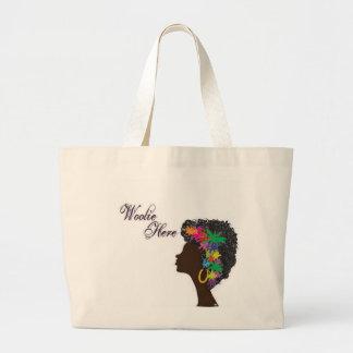 Woolie Here Tote Bag