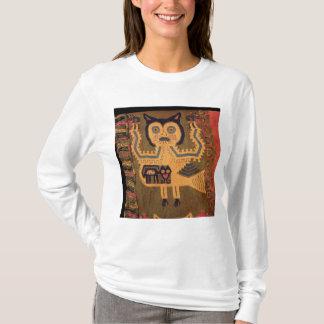 Woollen figure of a jaguar, Paracas Culture T-Shirt