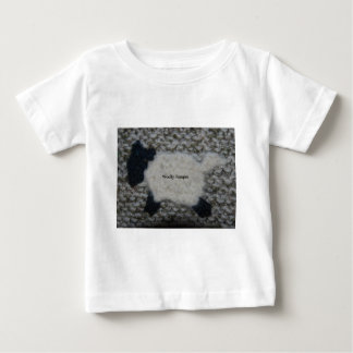 woolly jumper baby T-Shirt