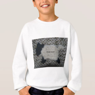 woolly jumper sweatshirt
