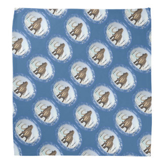 Woolly Mammoth Bandana
