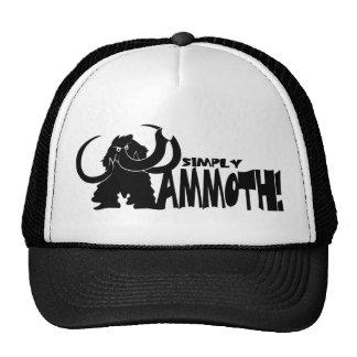 Woolly Mammoth Trucker Hats