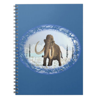 Woolly Mammoth Notebook