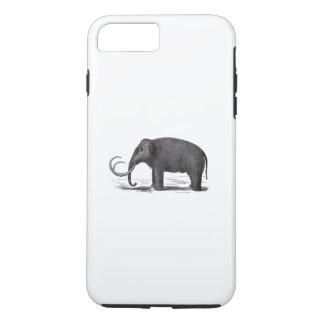 Woolly Mammoth Prehistoric Elephant iPhone 7 Plus Case