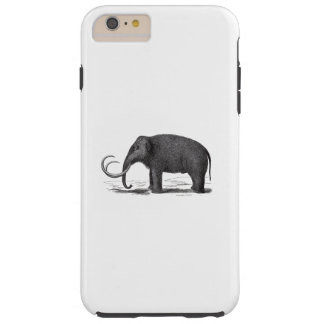 Woolly Mammoth Prehistoric Elephant Tough iPhone 6 Plus Case