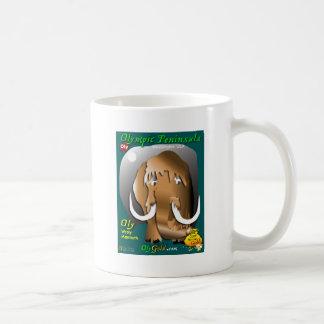 Wooly Basic White Mug