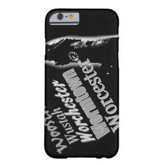 Woostah iPhone case Barely There iPhone 6 Case