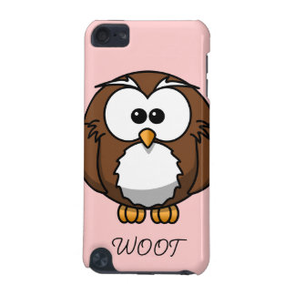 Woot Owl iPod Touch Case