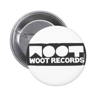 Woot Records Stuff Pin