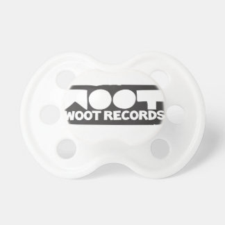 Woot Records Stuff Baby Pacifiers