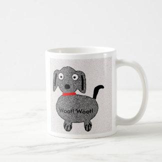 Woot Woot Puppy Mug
