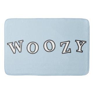Woozy Logo Large Bath Mat